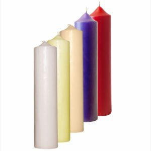 Oltarna svijeća 6,5×33 cm (1 u kg)